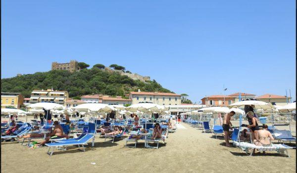 vacanze a castiglione della pescaia - bagno il faro - sole mare e relax