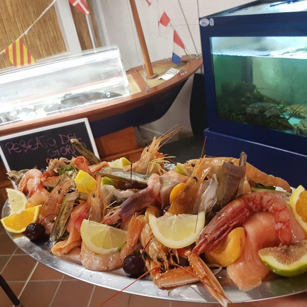 migliori ristoranti a castiglione della pescaia - ristorante pizzeria - piatti3